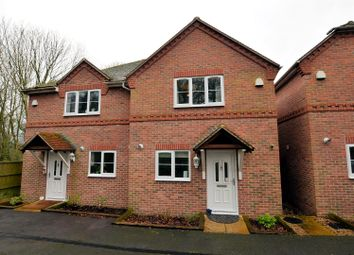 Thumbnail 3 bed semi-detached house for sale in Blagrave Cottages, Voller Drive, Tilehurst, Reading