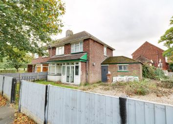 Thumbnail 3 bed semi-detached house for sale in Gloucester Avenue, Scunthorpe