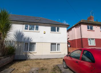 Thumbnail 1 bed flat to rent in Parkfield Place, Maindy, Cardiff