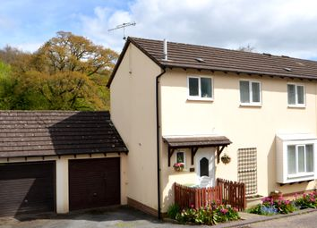 Thumbnail 3 bed semi-detached house for sale in Stoke Meadow Close, Exeter