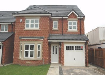 Thumbnail 4 bed detached house to rent in Southside Gardens, South Hylton, Sunderland, Tyne & Wear