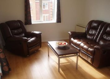 Thumbnail 2 bed flat for sale in Lock Keepers Court, Victoria Dock, Hull