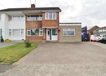 Malwood Drive, Benfleet SS7. 4 bed semi-detached house
