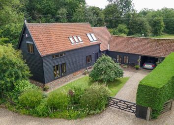 Thumbnail 4 bed barn conversion for sale in Walsham-Le-Willows, Bury St. Edmunds