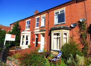 Thumbnail 4 bed terraced house for sale in Roxburgh Terrace, Whitley Bay, Tyne And Wear