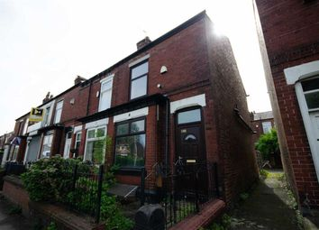 Thumbnail 2 bed terraced house to rent in Reddish Road, South Reddish, Stockport