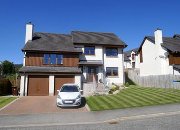 Thumbnail 5 bed detached house for sale in Lodge Lane, Aviemore