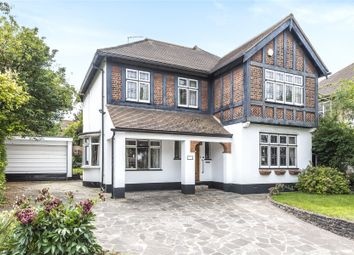 Thumbnail 4 bed detached house for sale in Crofton Road, Orpington