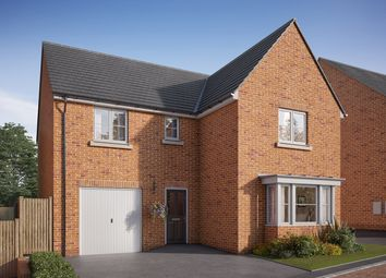 """Thumbnail 4 bed detached house for sale in """"The Grainger"""" at Amos Drive, Pocklington, York"""