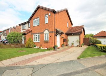 Thumbnail 3 bed semi-detached house for sale in Thurso Close, Stockton-On-Tees
