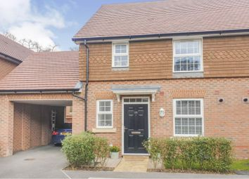 Agincourt Drive, Sarisbury Green, Southampton SO31. 3 bed semi-detached house for sale