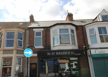 Thumbnail 4 bed maisonette for sale in Victoria Terrace, Whitley Bay