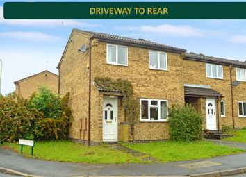 Thumbnail 3 bed end terrace house for sale in Foston Gate, Wigston Harcourt, Leicester