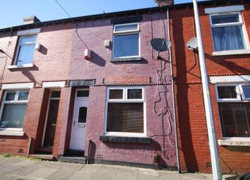 Thumbnail 2 bedroom terraced house for sale in Richardson Road, Eccles, Manchester
