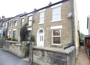 Thumbnail 3 bed end terrace house to rent in Simmondley Lane, Glossop
