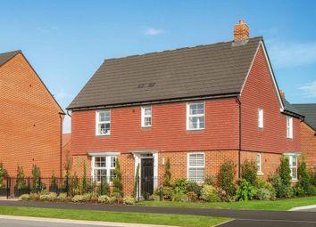 "Thumbnail 4 bed detached house for sale in ""Layton"" at Aylesbury Road, Bierton, Aylesbury"