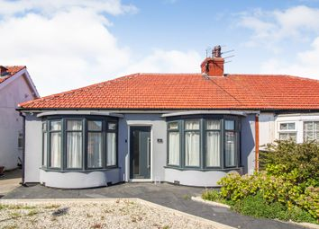 Thumbnail 3 bed bungalow for sale in Roseacre, Blackpool