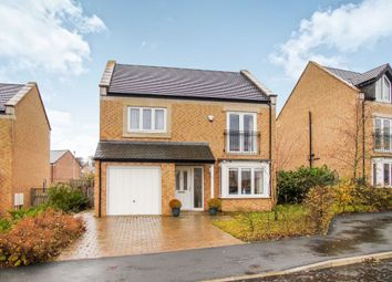 Thumbnail Detached house for sale in Beechwood Drive, Prudhoe