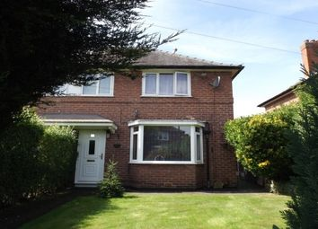 Thumbnail 3 bed property to rent in Longcroft Grove, Wythenshawe, Manchester