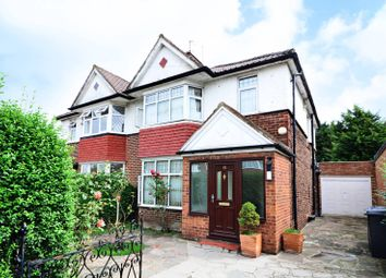 Thumbnail 4 bed property to rent in Cheviot Gardens, Cricklewood