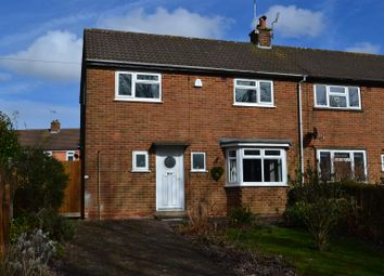 Thumbnail 2 bed town house for sale in Abbey Drive, Ashby-De-La-Zouch