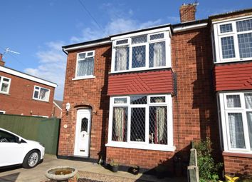 Thumbnail 3 bedroom semi-detached house for sale in Peveril Avenue, Scunthorpe
