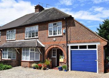 Thumbnail 3 bed semi-detached house for sale in Poyle Road, Tongham, Surrey