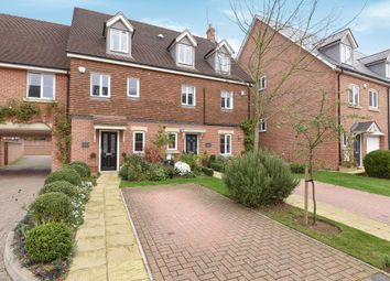 Thumbnail 3 bedroom town house for sale in Virginia Water, Surrey