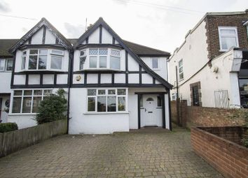 Thumbnail 3 bed semi-detached house to rent in Roding Road, Loughton