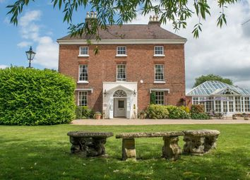 Thumbnail Hotel/guest house for sale in Hadley Park House Hotel, Hadley Park East, Hadley, Telford