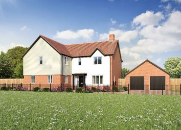 Thumbnail 5 bedroom detached house for sale in Station Road, Ibstock