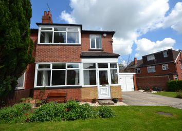 Thumbnail 3 bedroom semi-detached house for sale in St Martins Avenue, Chapel Allerton, Leeds