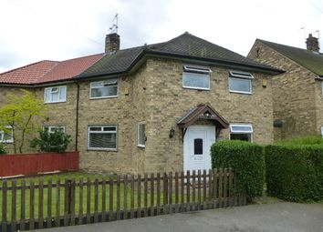 Thumbnail 3 bed semi-detached house for sale in Wansbeck Road, Shannon Road, Longhill Estate, Hull