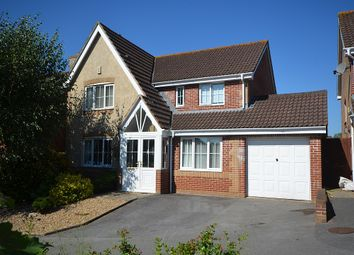 Thumbnail 4 bed detached house for sale in Pridhams Way, Exminster, Near Exeter