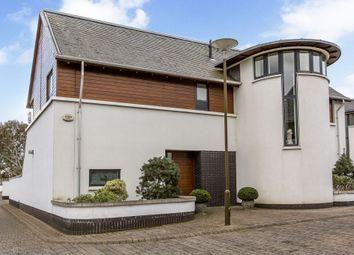 Thumbnail 3 bedroom detached house for sale in Brighouse Park Gait, Cramond, Edinburgh
