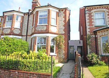 Thumbnail 4 bed semi-detached house for sale in Culver Road, Earley, Reading