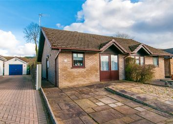 Thumbnail 2 bed bungalow for sale in Tawe Park, Ystradgynlais, Swansea