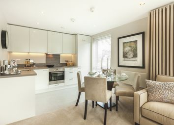 Thumbnail 2 bed flat for sale in Drake Way, Kennet Island, Reading