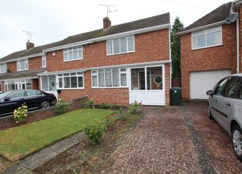 Thumbnail 2 bed end terrace house for sale in Holmes Drive, Coventry