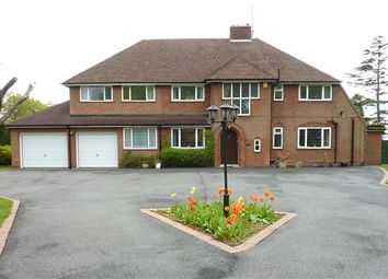 Thumbnail 4 bed detached house for sale in Humberston Avenue, Humberston, Grimsby
