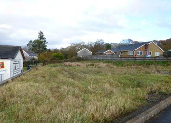 Thumbnail Land for sale in 3 Parc Derwen, Garnswllt, Ammanford, Carmarthenshire.