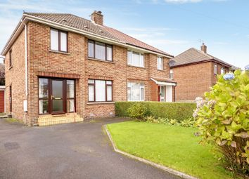 Thumbnail 3 bed semi-detached house for sale in Rugby Park, Bangor