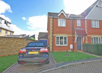 Thumbnail 3 bed semi-detached house to rent in Melford Grove, Great Notley, Braintree