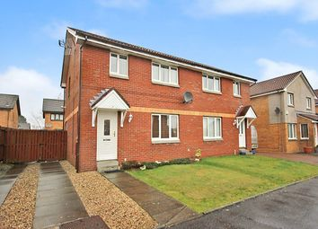 Thumbnail 3 bedroom semi-detached house for sale in Torlea Place, Larbert