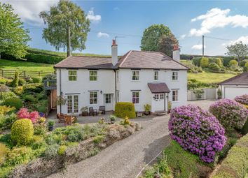 Thumbnail 4 bed detached house for sale in Chelmick, Church Stretton, Shropshire