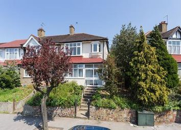 Thumbnail 3 bed semi-detached house for sale in Norbury Cross, London