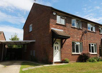 Stratfield Avenue, Tadley RG26. 3 bed semi-detached house