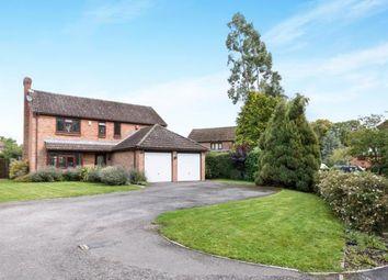 Thumbnail 4 bedroom detached house for sale in Oakley, Basingstoke, Hants