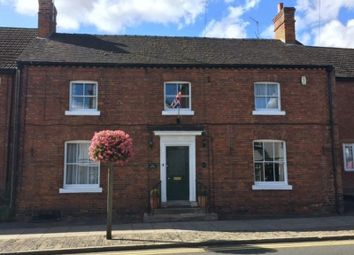 Thumbnail 4 bed terraced house for sale in High Street, Eccleshall, Stafford