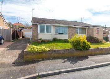 Thumbnail 2 bed semi-detached bungalow for sale in Moat Farm Road, Folkestone